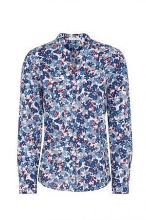 ETERNA – Skjorte med blomster