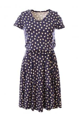 MANSTED – Kjole med prikker