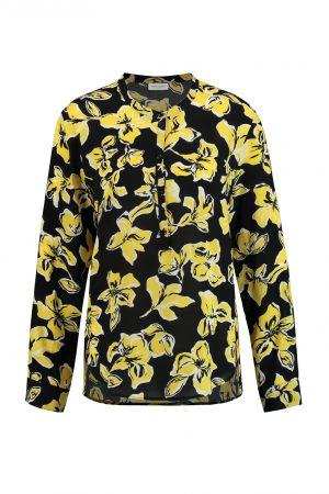 GERRY WEBER – Skjorte med blomster