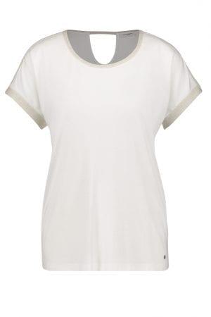 GERRY WEBER – T-shirts med guldkant