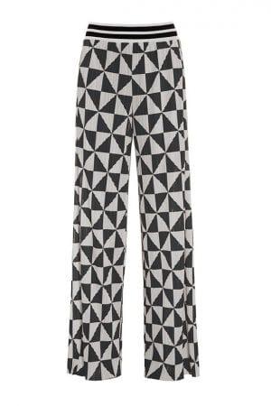 BITTE KAI RAND – Bukser med grafisk print