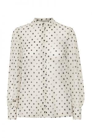 PART TWO – Skjorte med prikker