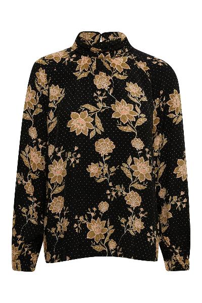 82adb4a5 PART TWO – Skjorte med blomster - Svend E