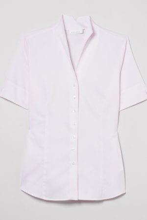 ETERNA – Skjorte med kort ærme