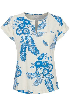 PART TWO – T-shirts med store blomster