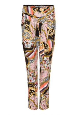IN FRONT – Bukser med print