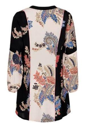 IN FRONT – Tunika/kjole med print
