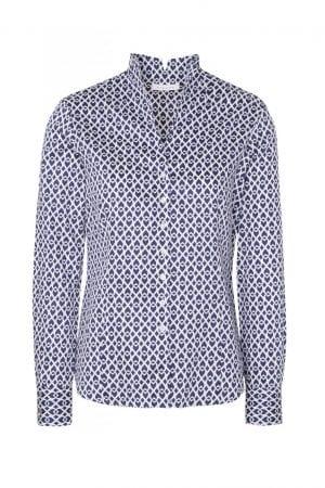 ETERNA – Skjorte med grafisk mønster