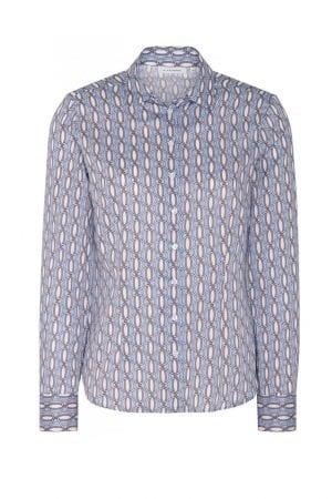 ETERNA – Skjorte med ovale ringe