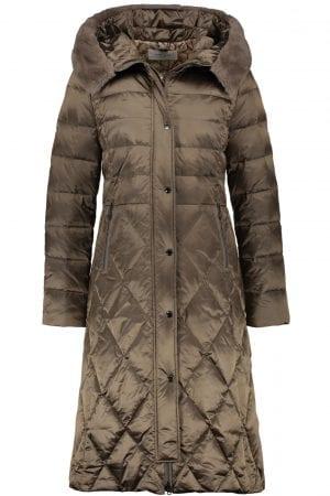 GERRY WEBER – Frakke med stor hætte