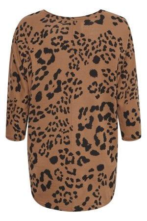 PART TWO – Strik med leopard print