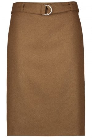 GERRY WEBER – Nederdel med bælte