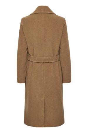 PART TWO – Frakke uld med bindebælte