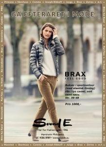 Gå efteråret i møde med Brax