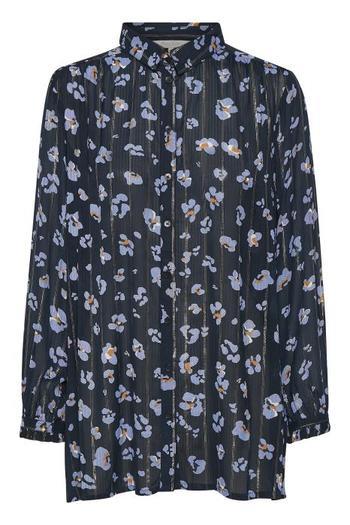 PART TWO – Skjorte med blomster