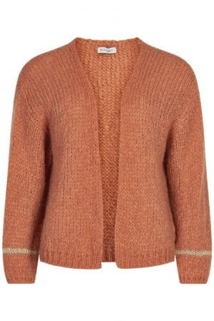 IN FRONT – Cardigan kort model