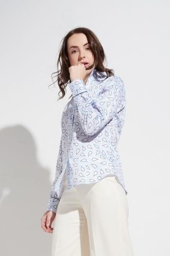ETERNA – Skjorte med mønster