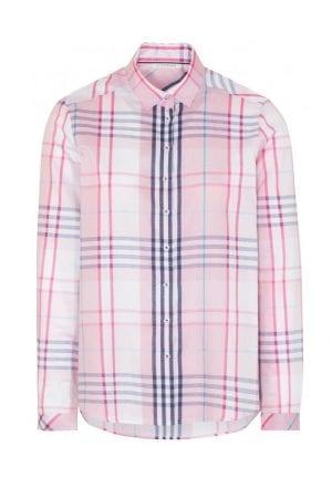 ETERNA – Skjorte med tern