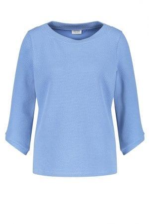 GERRY WEBER – Bluse i klare farver