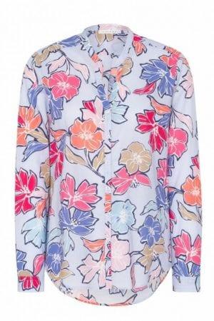 ETERNA – Skjorte med store blomster