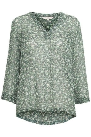PART TWO – Bluse med print