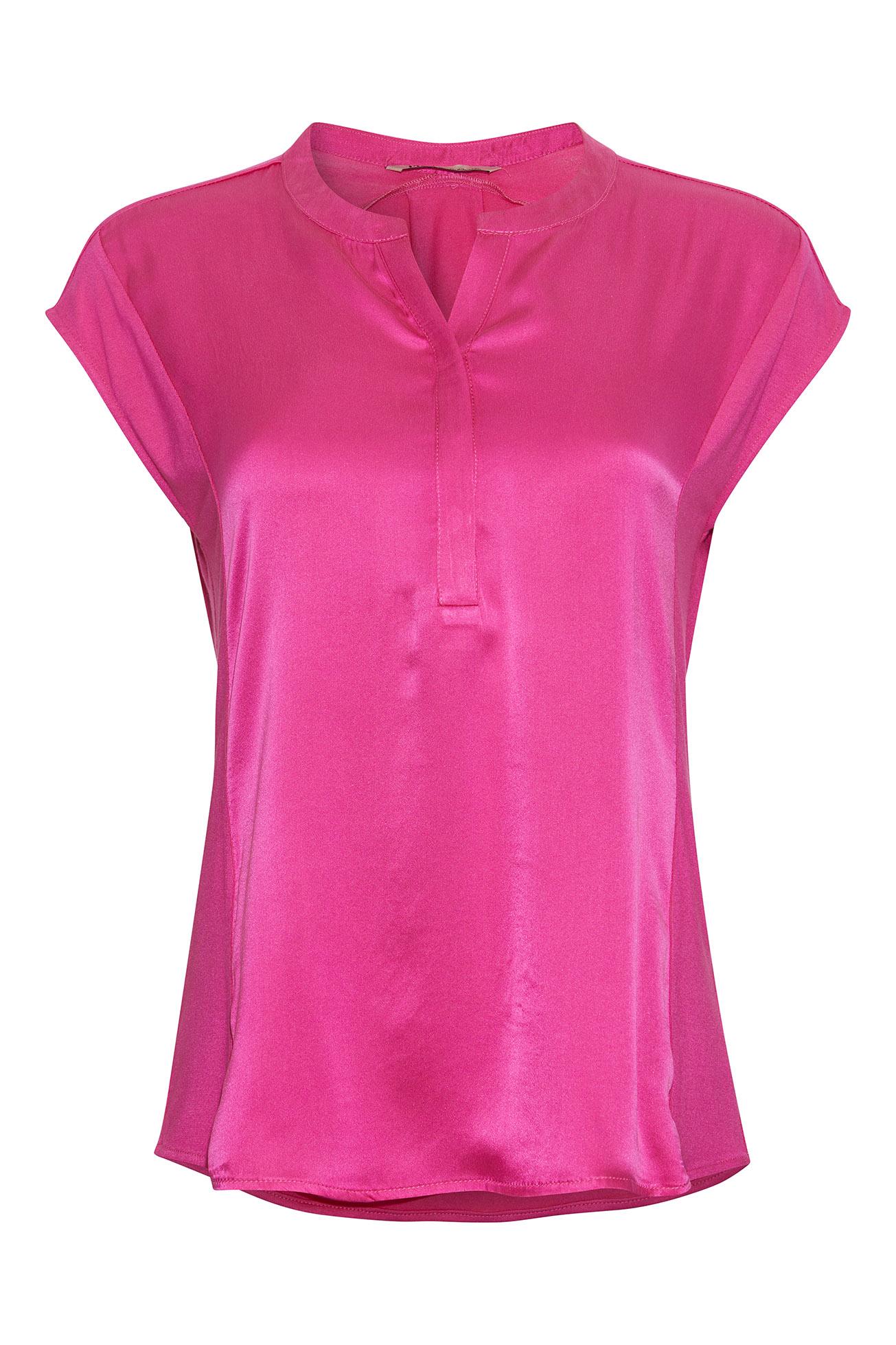 PBO GROUP – Bluse/t-shirts med silke