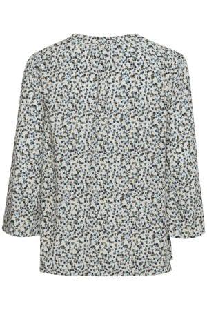 PART TWO – Bluse med små blomster