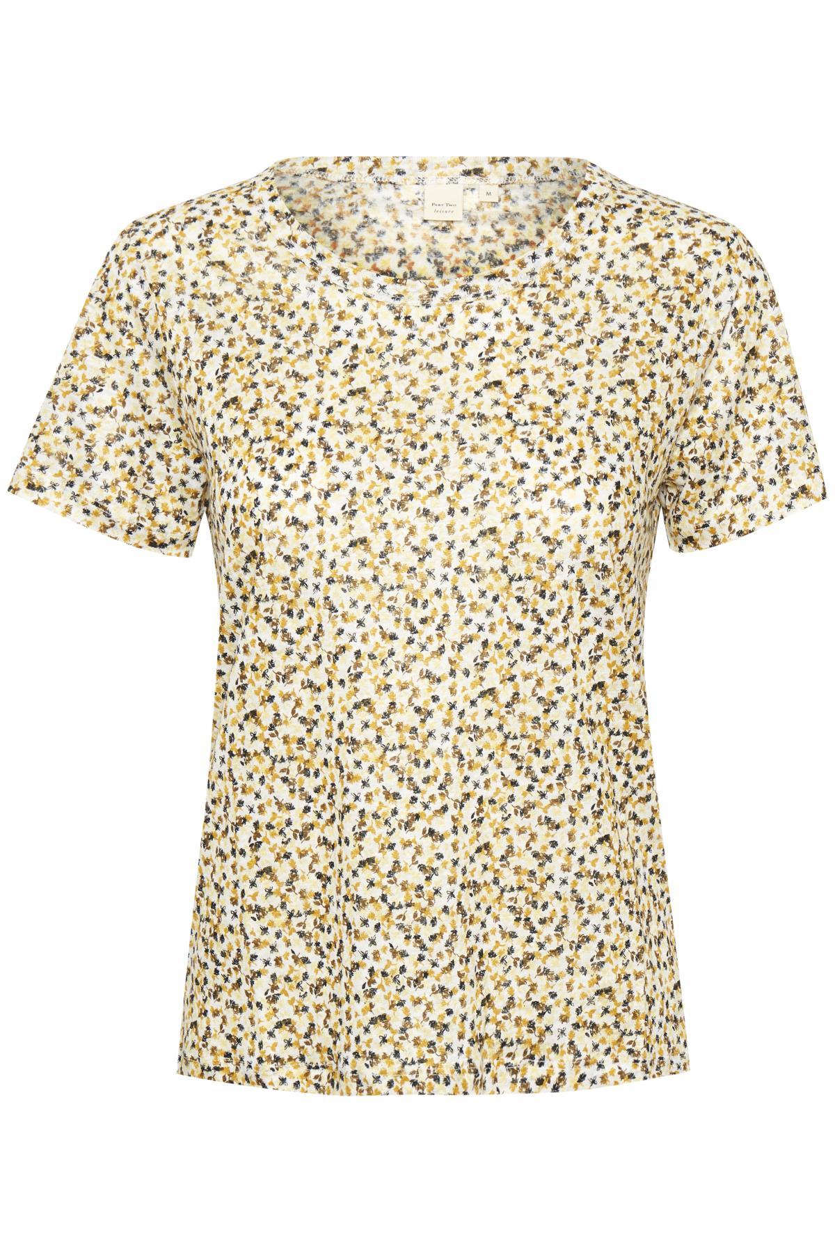 PART TWO – T-shirts med små blomster