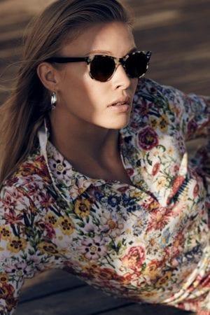 STENSTRÖMS – Kjole med blomster print