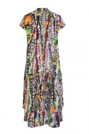 BITTE KAI RAND – Kjole med print
