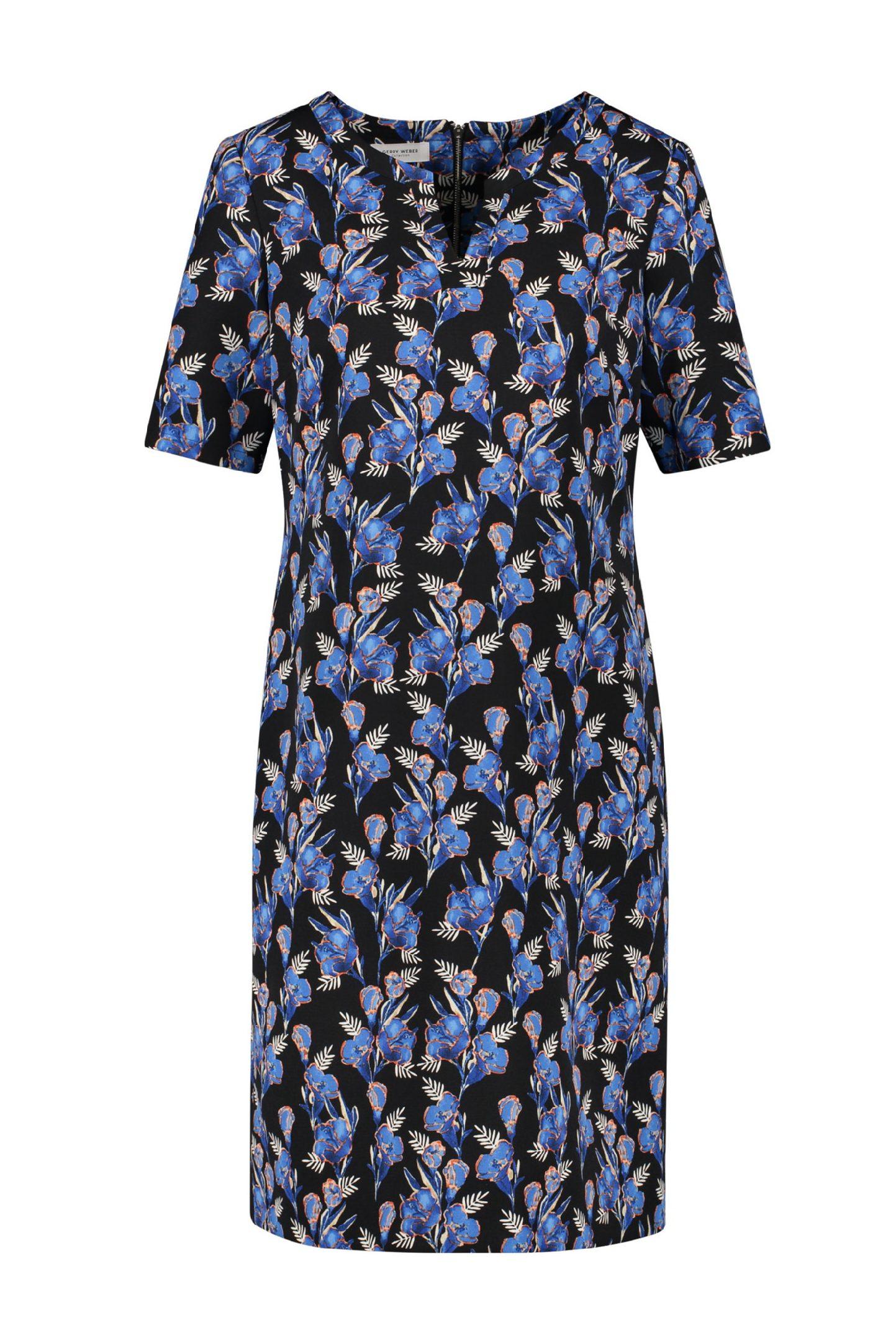 GERRY WEBER – Kjole med print