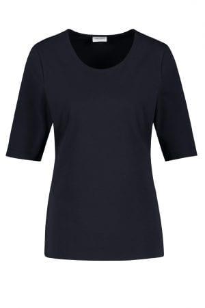GERRY WEBER – T-shirts med dobbelt foer