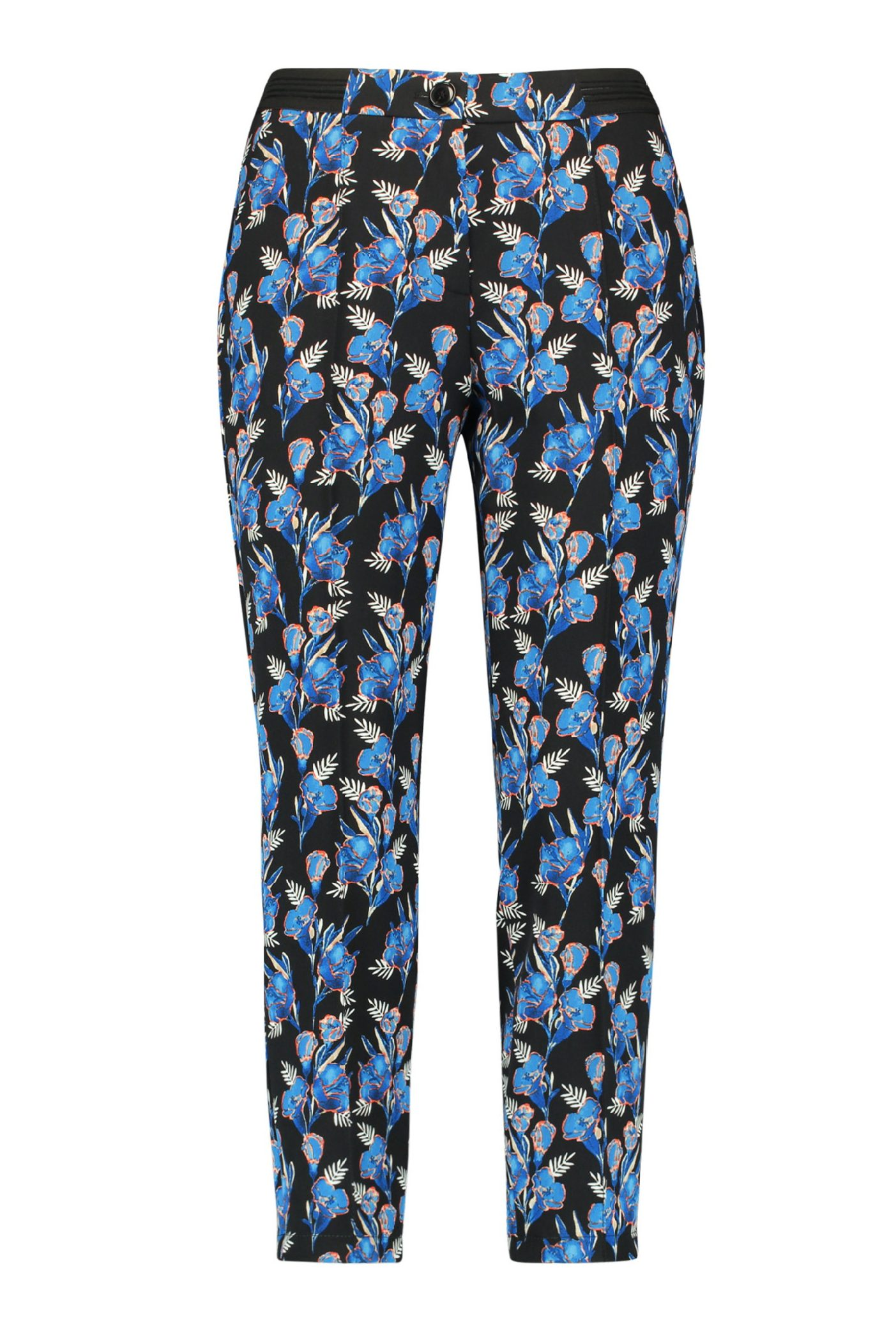 GERRY WEBER – Bukser i 7/8 del med blomster