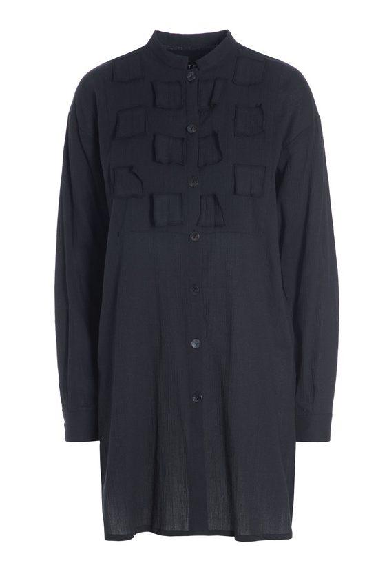 BITTE KAI RAND – Skjorte (stor) med firkanter
