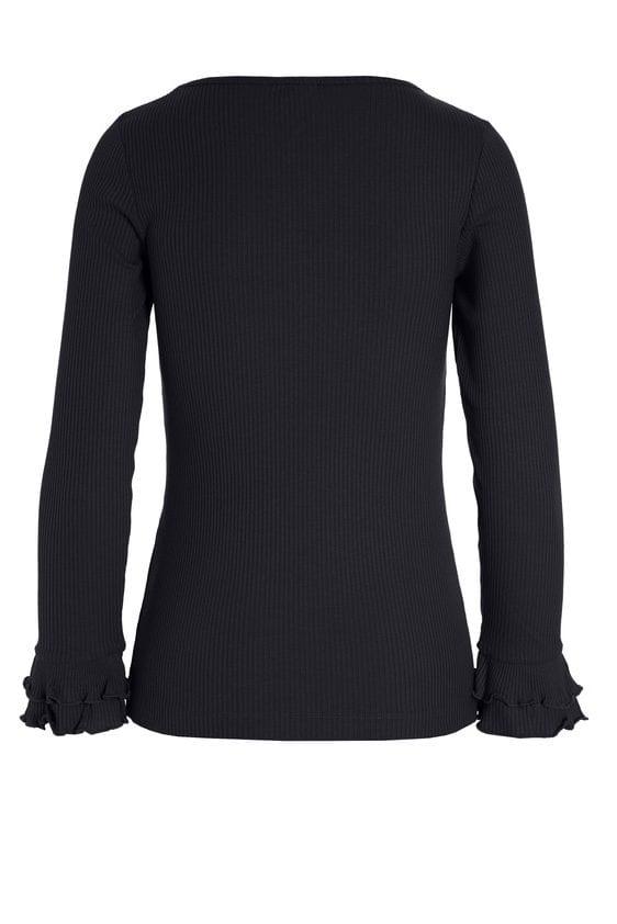 BITTE KAI RAND – T-shirts med flæse