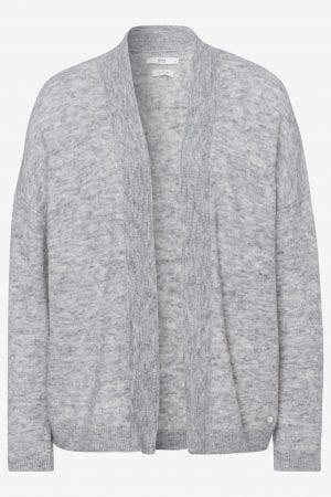 BRAX – Cardigan i kogt uld