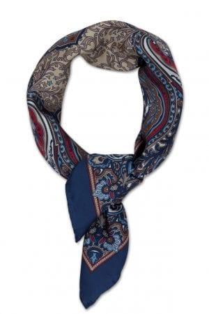 STENSTRÖMS – Tørklæde i silke