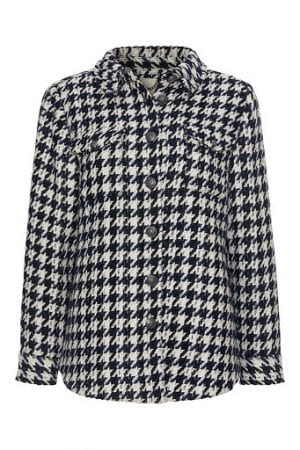 PBO – Skjorte jakke med hundetand