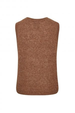 PART TWO – Vest med alpaca uld
