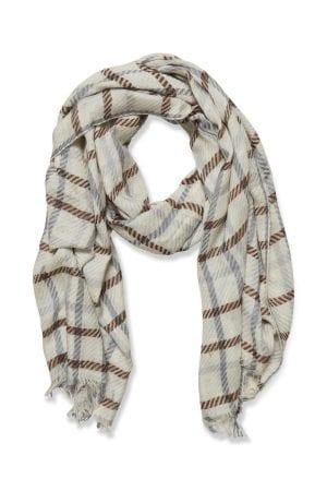 PART TWO – Tørklæde med tern